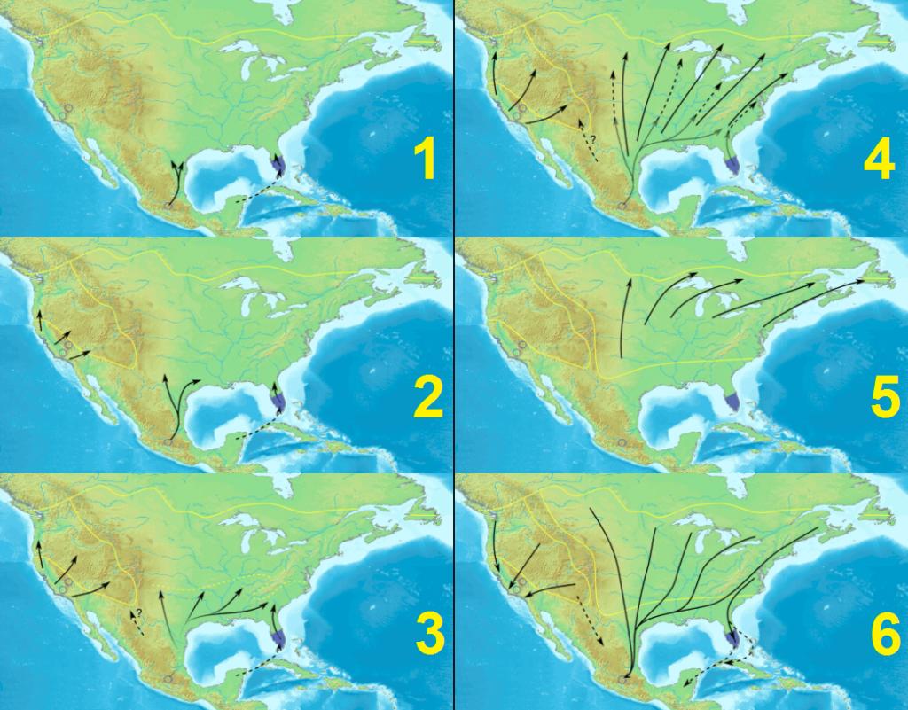 mapa migracions