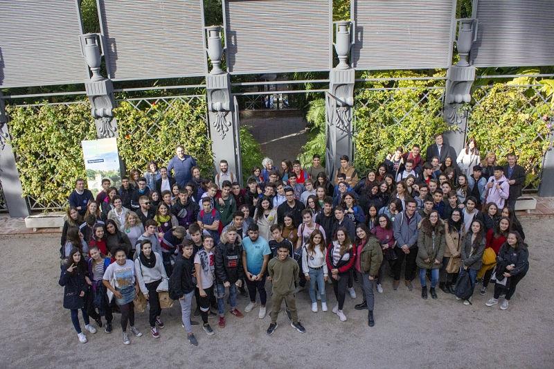 Young innovators. Estudiants de secundària davant el canvi climàtic