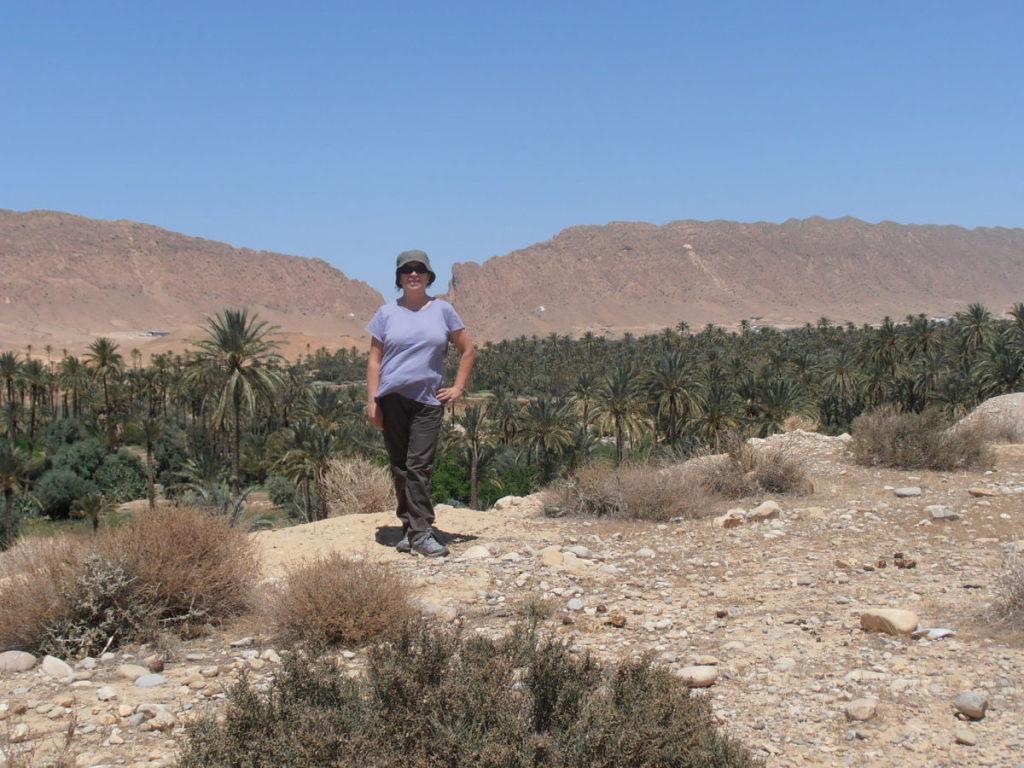 Ana Juan, Argelia