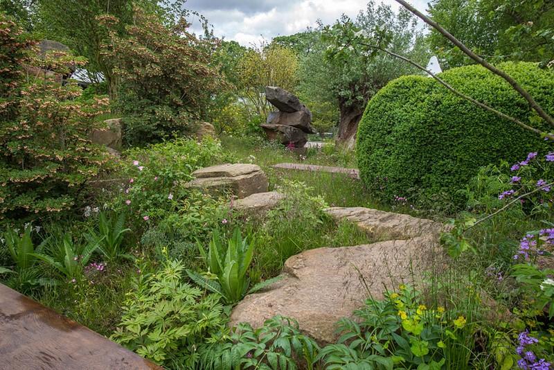 03 Chatsworth House Espores Chelsea Flower Show 2015