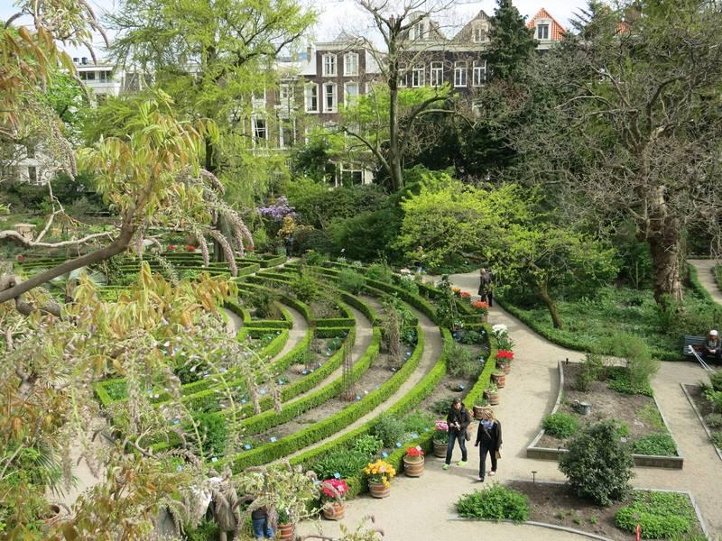 02 Hortus Botanicus Amsterdam