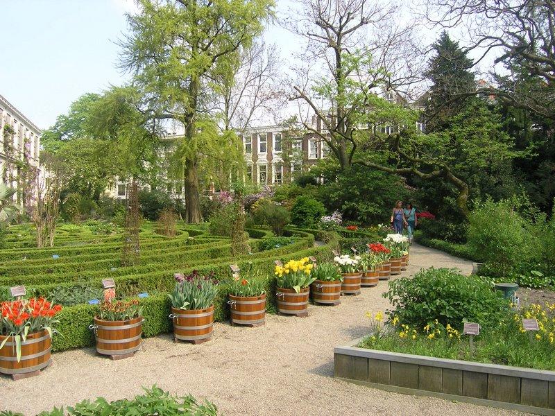 03 Hortus Botanicus Amsterdam