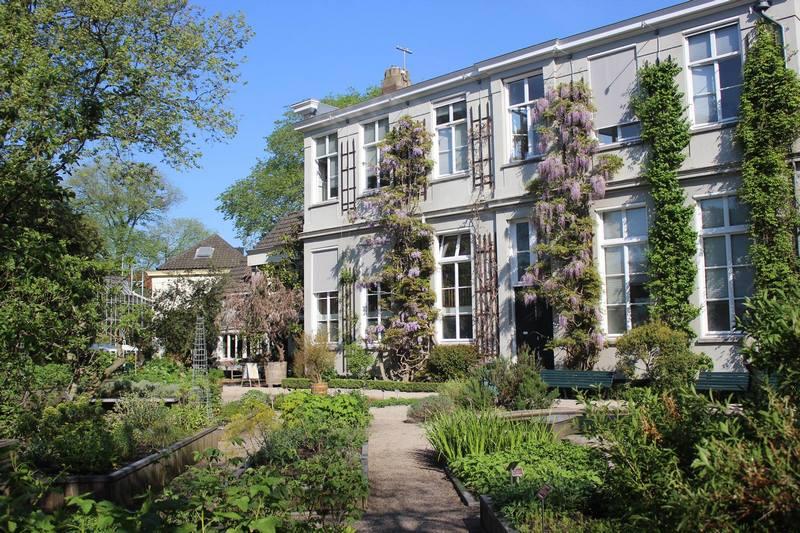 05 Hortus Botanicus Amsterdam 1