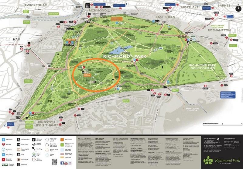 richmond park map 2 800px