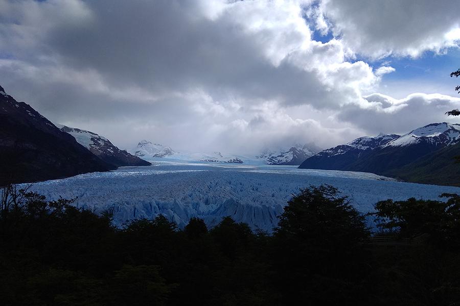 1 Glaciar Perito Moreno