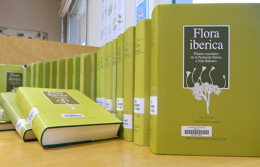 Flora iberica v16