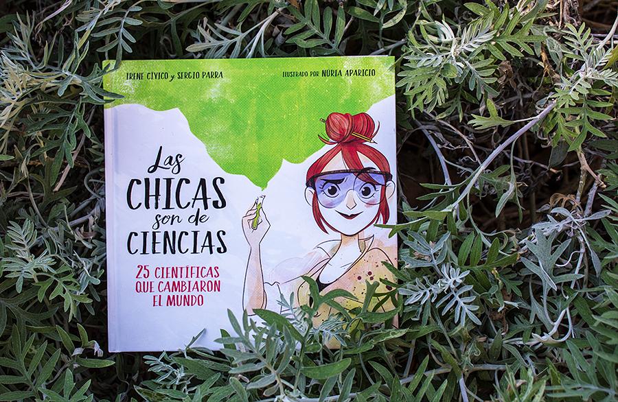 PORTADA CHICAS CIENCIAS