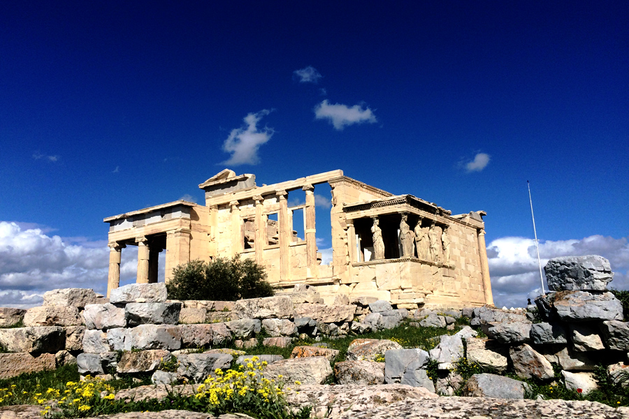 olivo templo atenea