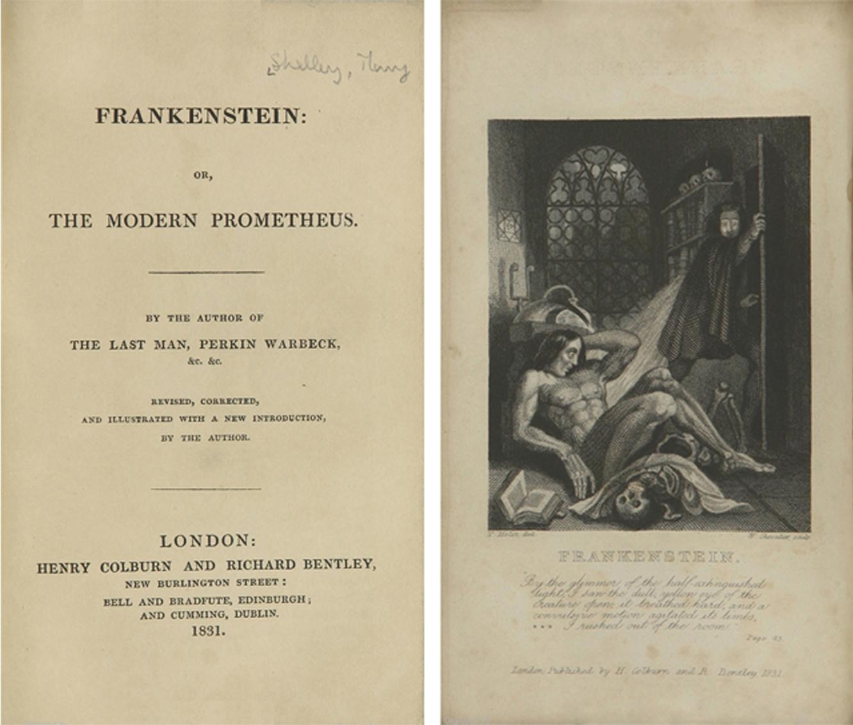 frankestein portada